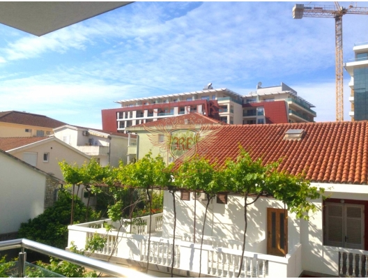 For sale beautiful two bedroom apartment in center of Budva.