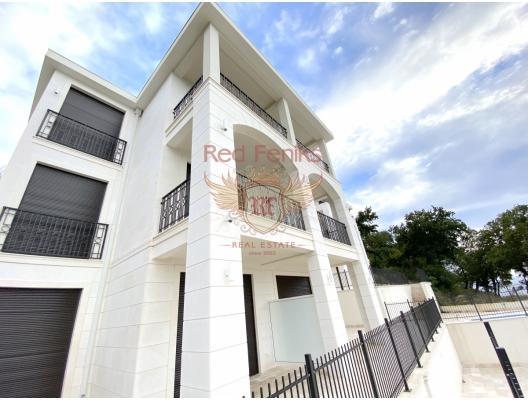 Luxury complex in Rezevici, apartment for sale in Region Budva, sale apartment in Becici, buy home in Montenegro