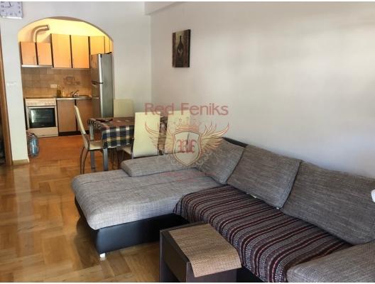 Budva'da 62 m2 Daire, Montenegro da satılık emlak, Becici da satılık ev, Becici da satılık emlak