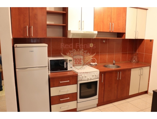 Studio Apartment In Budva, apartments in Montenegro, apartments with high rental potential in Montenegro buy, apartments in Montenegro buy