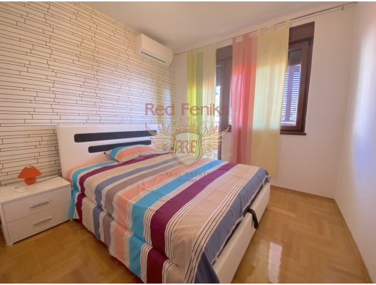 Panoramic Sea View One Apartment in Becici, apartments in Montenegro, apartments with high rental potential in Montenegro buy, apartments in Montenegro buy