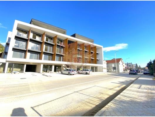 Tivat'ta Tek Yatak Odalı Daire, Karadağ da satılık ev, Montenegro da satılık ev, Karadağ da satılık emlak
