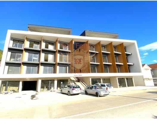 Tivat'ta Yeni Sitede Penthouse, becici satılık daire, Karadağ da ev fiyatları, Karadağ da ev almak