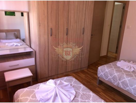 New Spacious Apartment in Budva, Montenegro da satılık emlak, Becici da satılık ev, Becici da satılık emlak
