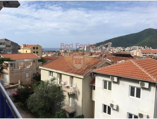 Apartment in Budva, Karadağ satılık evler, Karadağ da satılık daire, Karadağ da satılık daireler