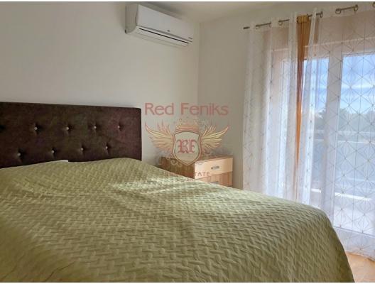 Budva'nın ön cephesinde bir yatak odalı daire, Becici da satılık evler, Becici satılık daire, Becici satılık daireler