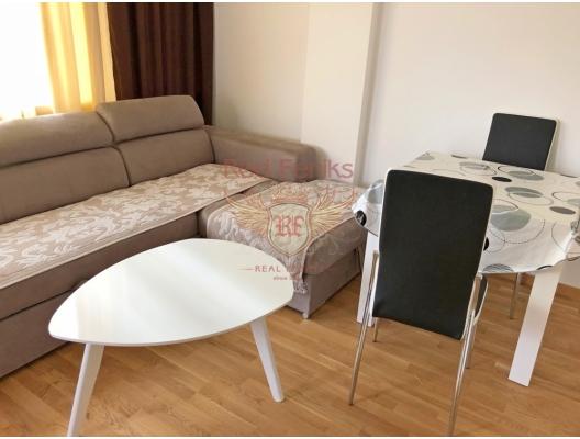 Budva'nın ön cephesinde bir yatak odalı daire, Karadağ da satılık ev, Montenegro da satılık ev, Karadağ da satılık emlak