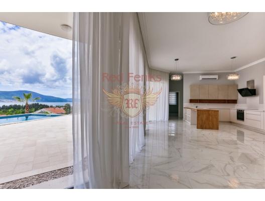 Tivat'da Muazzam Villa, Karadağ Villa Fiyatları Karadağ da satılık ev, Montenegro da satılık ev, Karadağ satılık villa