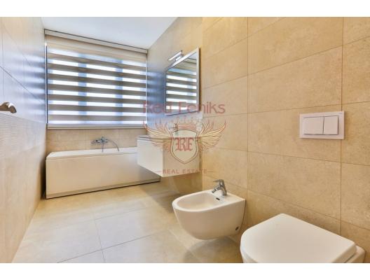 Tivat'da Yeni Villa, Region Tivat satılık müstakil ev, Region Tivat satılık villa