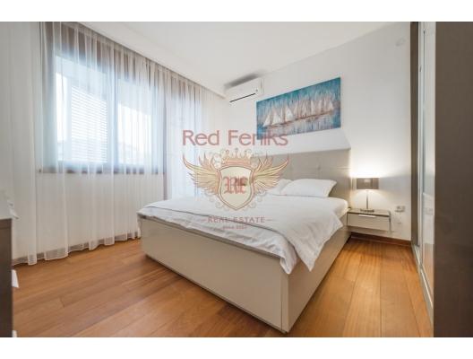 Beçiçi'de Apart Hotel içinde Satılık Daireler, Becici da ev fiyatları, Becici satılık ev fiyatları, Becici da ev almak