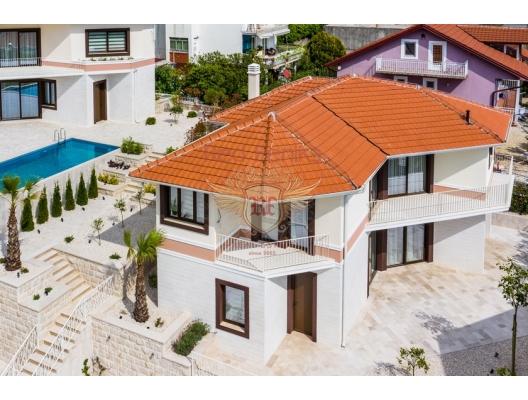 Villa 2019 yılında 424 m2 arsa üzerine inşa edilmiştir.