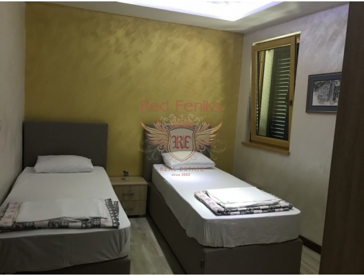 Beautiful Two Bedrooms Apartment, becici satılık daire, Karadağ da ev fiyatları, Karadağ da ev almak