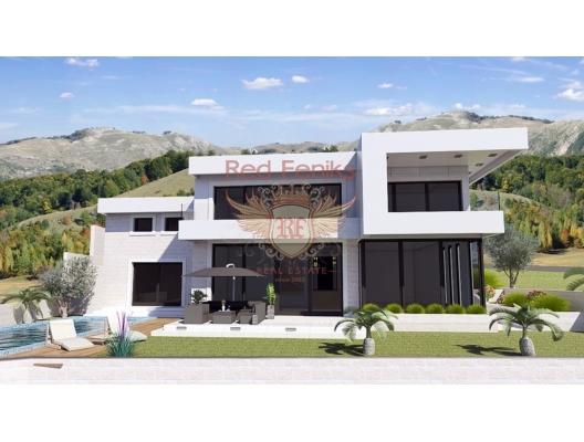 Blizikuce'de Güzel Modern Villa, Region Budva satılık müstakil ev, Region Budva satılık müstakil ev
