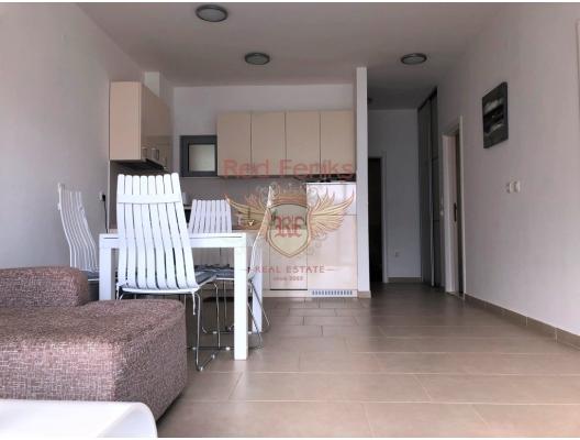 Boka Bay'de İki Yatak Odalı Deniz Manzaralı Daire, Karadağ'da garantili kira geliri olan yatırım, Baosici da Satılık Konut, Baosici da satılık yatırımlık ev