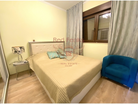One Bedroom Apartment with Sea View in Budva, Montenegro real estate, property in Montenegro, flats in Region Budva, apartments in Region Budva