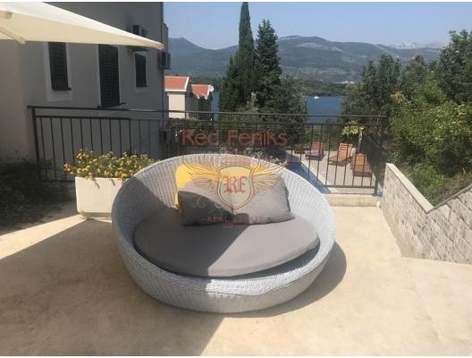 Deniz Manzaralı Daire, Karadağ da satılık ev, Montenegro da satılık ev, Karadağ da satılık emlak