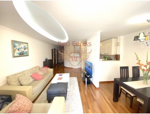 Two Bedroom Apartment in the Center of Budva 150 meters from the sea., apartments in Montenegro, apartments with high rental potential in Montenegro buy, apartments in Montenegro buy
