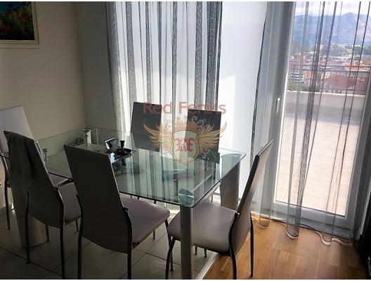 Penthouse with Sea View, Karadağ da satılık ev, Montenegro da satılık ev, Karadağ da satılık emlak