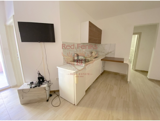 One Bedroom Apartment With Sea View in Budva, sea view apartment for sale in Montenegro, buy apartment in Becici, house in Region Budva buy