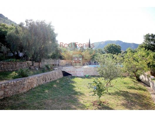 Beautiful Villa in Rezevici with Swimming Pool, buy home in Montenegro, buy villa in Region Budva, villa near the sea Becici