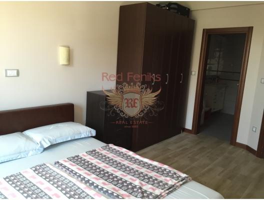 Turistik apart daire, Herceg Novi, Karadağ'da garantili kira geliri olan yatırım, Baosici da Satılık Konut, Baosici da satılık yatırımlık ev