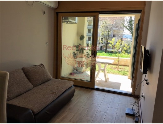 Turistik apart daire, Herceg Novi, karadağ da kira getirisi yüksek satılık evler, avrupa'da satılık otel odası, otel odası Avrupa'da