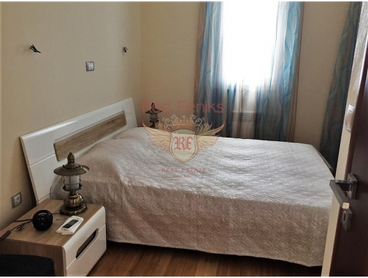Seafront One Bedroom Apartment, Montenegro da satılık emlak, Baosici da satılık ev, Baosici da satılık emlak