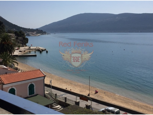 Seafront One Bedroom Apartment, Baosici dan ev almak, Herceg Novi da satılık ev, Herceg Novi da satılık emlak