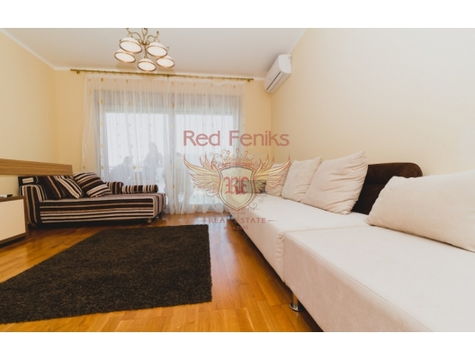Two Bedroom Apartment In Rafailovici, Becici dan ev almak, Region Budva da satılık ev, Region Budva da satılık emlak