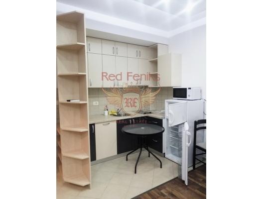 Beçiçi'de Harika Stüdyo Daire, Karadağ da satılık ev, Montenegro da satılık ev, Karadağ da satılık emlak