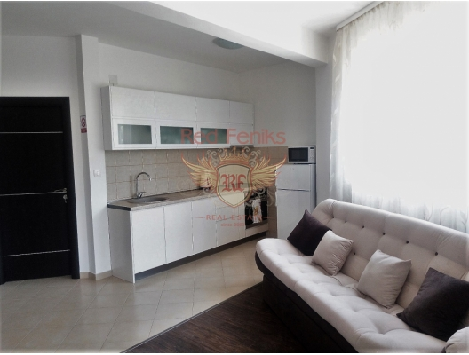 New one Bedroom Apartment with Sea Views, Montenegro real estate, property in Montenegro, flats in Region Budva, apartments in Region Budva