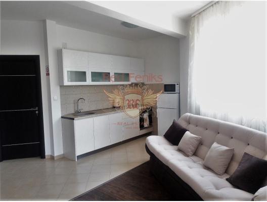 Deniz Manzaralı 1+1 yeni Daire, Karadağ da satılık ev, Montenegro da satılık ev, Karadağ da satılık emlak