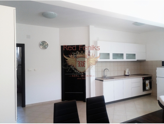 New one Bedroom Apartment with Sea Views, apartments in Montenegro, apartments with high rental potential in Montenegro buy, apartments in Montenegro buy