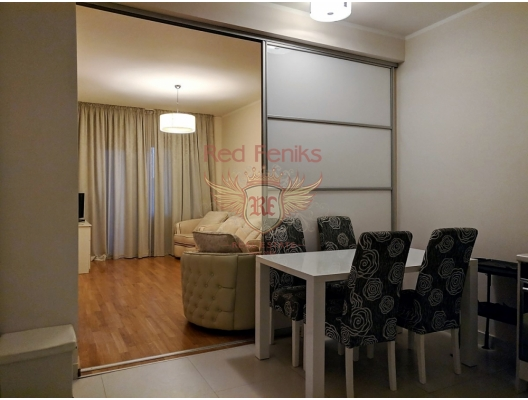 Great Apartment in Becici, apartments in Montenegro, apartments with high rental potential in Montenegro buy, apartments in Montenegro buy
