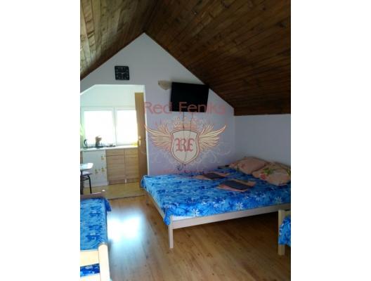 Deniz manzaralı rahat ev, Karadağ da satılık havuzlu villa, Karadağ da satılık deniz manzaralı villa, Bar satılık müstakil ev