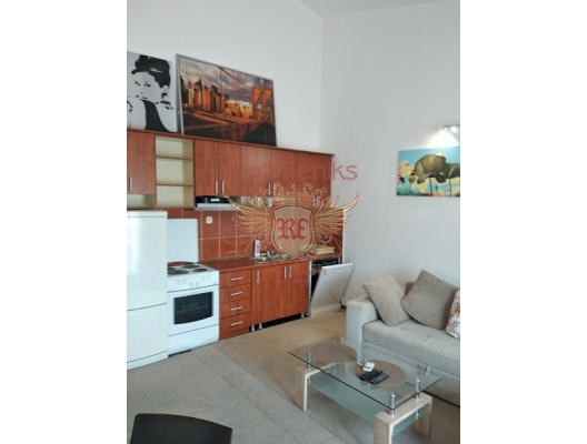 One bedroom Apartment in Budva, Montenegro da satılık emlak, Becici da satılık ev, Becici da satılık emlak