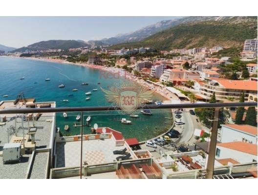 Two Bedroom Apartment In Rafailovici, Karadağ satılık evler, Karadağ da satılık daire, Karadağ da satılık daireler