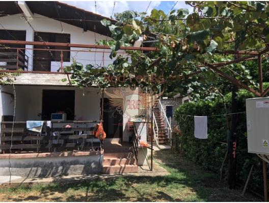 Sutomore'de Satılık Ev, Karadağ da satılık havuzlu villa, Karadağ da satılık deniz manzaralı villa, Bar satılık müstakil ev