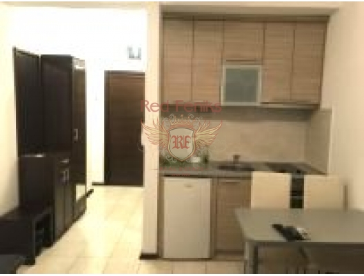 Studio apartment in Budva, Montenegro real estate, property in Montenegro, flats in Region Budva, apartments in Region Budva