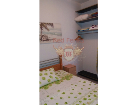 One bedroom apartment in Kamenovo, apartment for sale in Region Budva, sale apartment in Becici, buy home in Montenegro