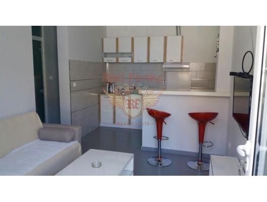 One-bedroom apartment in Kamenovo village just 10 minutes from Budva.