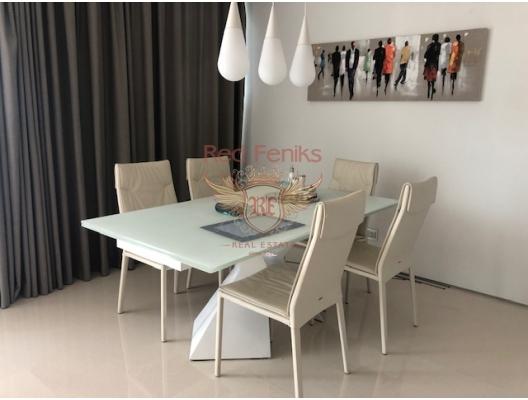 Budva'da panoramik daire, Karadağ satılık evler, Karadağ da satılık daire, Karadağ da satılık daireler