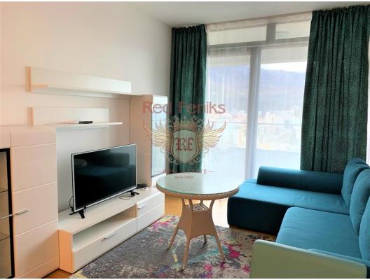 Becici'de deniz manzaralı daireler, Karadağ satılık evler, Karadağ da satılık daire, Karadağ da satılık daireler