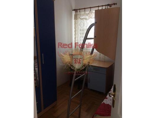 Tivat´ta Apartman Dairesi, Karadağ satılık evler, Karadağ da satılık daire, Karadağ da satılık daireler