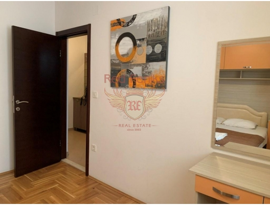 Budva'da tek yatak odalı daire 301, Becici dan ev almak, Region Budva da satılık ev, Region Budva da satılık emlak