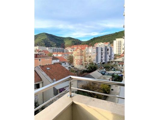 Budva'da tek yatak odalı daire 301, Region Budva da satılık evler, Region Budva satılık daire, Region Budva satılık daireler