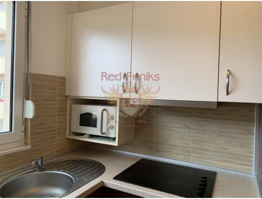 Budva'da tek yatak odalı daire 301, Montenegro da satılık emlak, Becici da satılık ev, Becici da satılık emlak