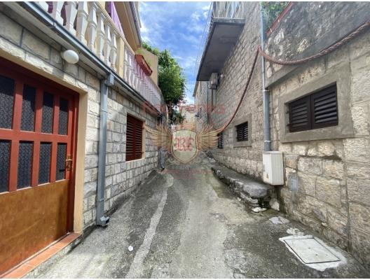 Becici güzel taş ev, Karadağ satılık evler, Karadağ da satılık daire, Karadağ da satılık daireler