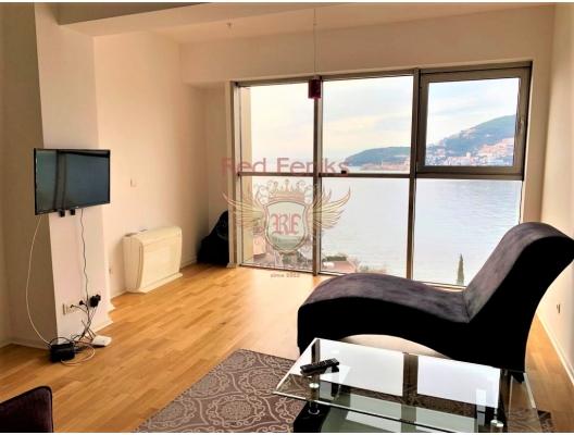 Becici sahilinde VIP 2 yatak odalı daireler, becici satılık daire, Karadağ da ev fiyatları, Karadağ da ev almak
