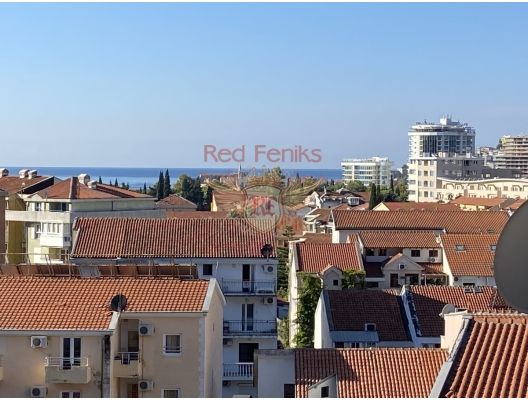 For sale three bedroom apartment in Budva.
